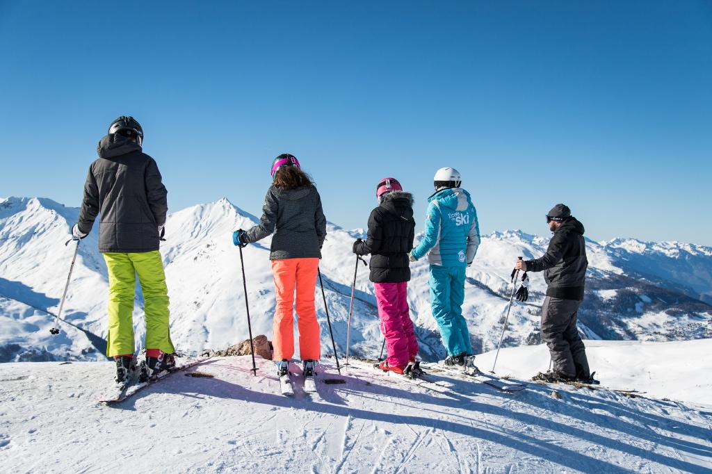 Bon plan pour apprendre à faire du ski